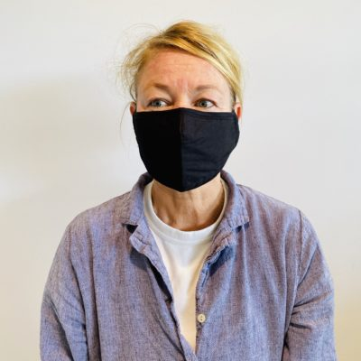 cotton re-usable face mask by APAC Security